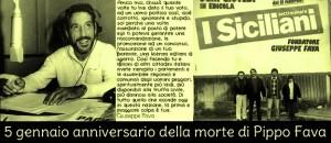Ricordare Pippo Fava a 36 anni dal suo assassinio