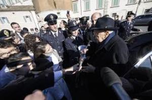 Also sprach Napolitano (I Tg di martedì 13 gennaio)