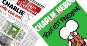 """""""Charlie ride con noi"""". Intervista a Antonio Padellaro, direttore de """"Il Fatto Quotidiano"""""""