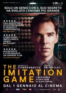 The Imitation Game, di M. Tyldum ★★☆☆☆