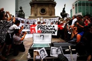 Messico, parola d'ordine indignazione