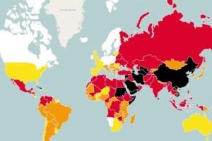 """Rapporto Rsf 2015: Ossigeno, """"In Italia sempre meno libertà di stampa"""""""