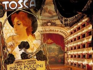 """""""Tosca"""" al Teatro dell'Opera di Roma"""