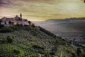 Umbria, i luoghi del Festival Internazionale del Giornalismo