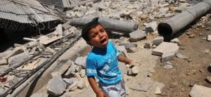 Siria, 400 mila morti in sei anni di conflitto, 20 mila erano bambini