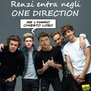 Renzi One Direction