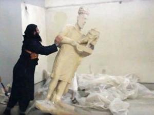 Il furore iconoclastico dell'Isis