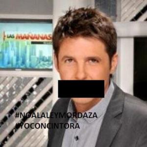"""Il licenziamento di Jesus Cintora e la """"ley mordaza"""" spagnola"""
