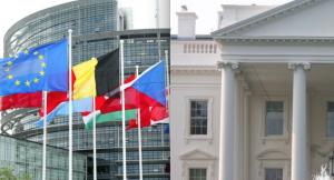 Roma, tra Washington e Bruxelles (I Tg di venerdì 24 aprile)