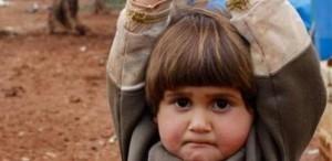 A volte ci vuole l'innocenza di un bambino per svegliarci dal torpore della assuefazione della violenza