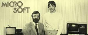 4 aprile 1975: Bill Gates e Paul Allen inventano la Microsoft. In Italia a 40 anni di distanza siamo ancora a discutere di una Rai digitale che è ancora per metà analogica