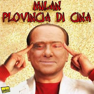 Milan plovincia di Cina