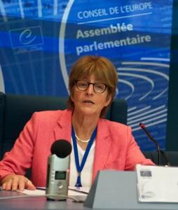 Anne Brasseur al parlamento italiano, diritti umani, corruzione e terrorismo