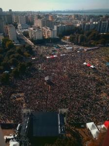 Primo Maggio a Taranto: in duecentomila a chiedere giustizia, tra denunce e speranze