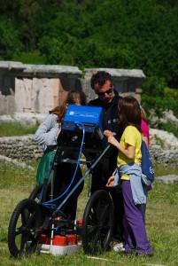 """Al via la seconda tappa del progetto """"Approccio multidisciplinare al sito archeologico di Carsulae"""": dal 22 al 24 maggio tre giorni d'incontri con le scuole"""