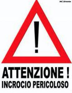 Incrocio pericoloso (I Tg di giovedì 30 aprile)