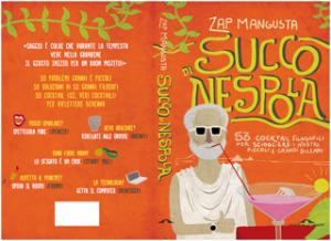 """Al Salone del Libro Zap Mangusta inventa il """" Succo di nespola"""". Torino, 15 maggio"""