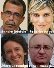 Articolo21 in festa premia Ruotolo, Palmesano, Angeli e Cazzaniga
