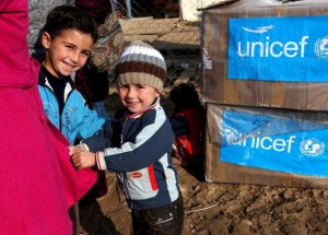 """Siria, ore, giorni, anni drammatici. Iacomini (Unicef), """"inviamo un messaggio di pace ai bambini siriani"""""""