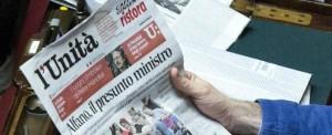 """Giornalisti de l'Unità in sciopero, la Fnsi: """"Editore irresponsabile"""""""