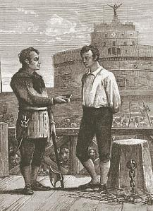 Mastro Titta debutta a Roma (Racconto, IIa parte)