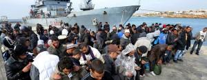 Lampedusa. Gli sbarchi continuano. Nel silenzio assordante di gran parte dei media
