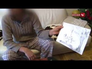 Disegni di torture per raccontare l'Eritrea di cui nessuno parla