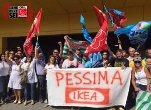 """""""Giù le mani dai salari"""", sabato primo sciopero nazionale dei lavoratori Ikea. Intervista a Giuliana Mesina (Filcams Cgil)"""