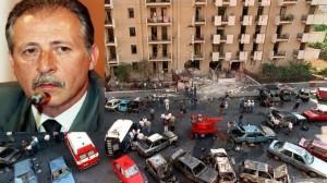 In ricordo di Paolo Borsellino e dei cinque agenti di scorta Catalano, Loi, Li Muli, Eddie Cosina e Traina