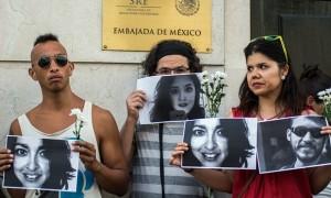Ruben Espinosa e Nadia Vera, altre vittime del silenzio messicano