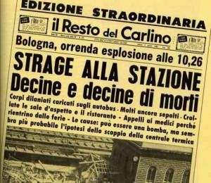 """35 anni fa la Strage di Bologna. Paolo Bolognesi (presidente familiari vittime): """"Siamo molto arrabbiati"""""""