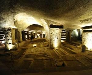 Le Catacombe di San Gennaro e il percorso per non vedenti