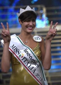 Miss Italia 2015. Causa ed effetto