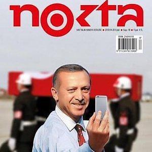 """Turchia, la satira di """"Nokta"""" e la repressione di Erdogan"""