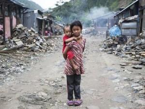 Al Maxxi il Nepal di Brogioni in 'Bring Back Those Colours'. Oggi alle 18 l'apertura