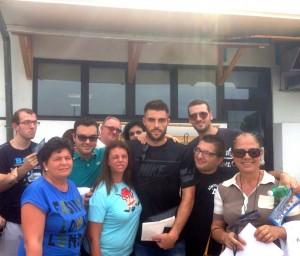 Calcio Napoli e Armonie: ancora insieme per regalare emozioni