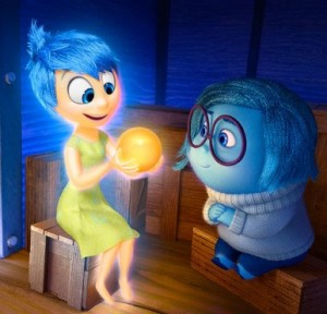 """""""Inside out"""", di Peter Docter★★★★★"""