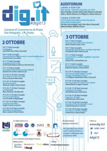 "#Digit15, ""Digitale è cultura"". Il 2-3 ottobre a Prato"