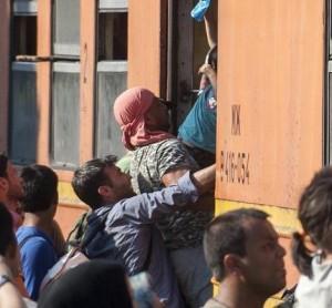 """""""Io sono rifugiato, arrestatemi!"""". 21 settembre sit-in davanti all'Ambasciata ungherese"""