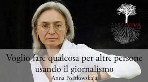 Donna non rieducabile. Memorandum teatrale su Anna Politkovskaja. 7-25 ottobre