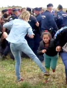 Ungheria: quando uno sgambetto diventa questione d'onore