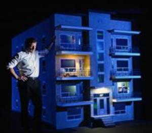 L'atteso spettacolo\soliloquiodi Robert Lepage inaugura, al Teatro Argentina, la rassegna Roma Europa Festival