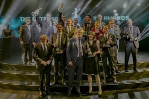 Eutelsat Tv Awards: premiati Rainews, Sky Atlantic Hd e la serie 1992
