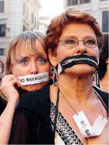 """""""Censura! Le iniziative per l'indipendenza e il pluralismo dell'informazione in Italia"""". Oggi a Roma"""