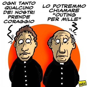 Outing per mille