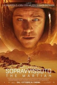 """Sopravvissuto"""", di Ridley Scott ★★☆☆☆"""