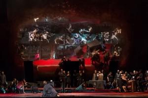 """""""Le bassaridi"""" al Teatro dell'Opera di Roma. Regia di Mario Martone"""