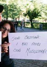 Terrorismo: Art.21, media diano spazio a manifestazione musulmani