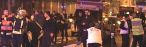 Parigi sotto assedio. 60 morti, 100 ostaggi. Gli attacchi non si fermano #avecparis  (aggiornamenti in tempo reale)
