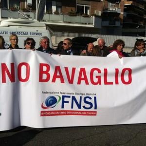 #nobavaglio la solidarietà dei giornalisti ai colleghi denunciati per aver raccontato gli intrecci di Mafia Capitale